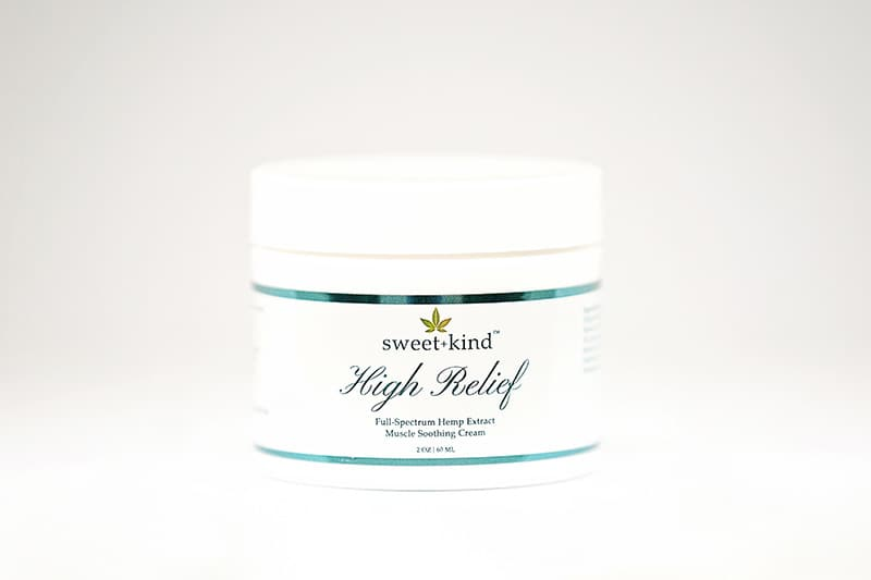 High Relief Muscle Rub